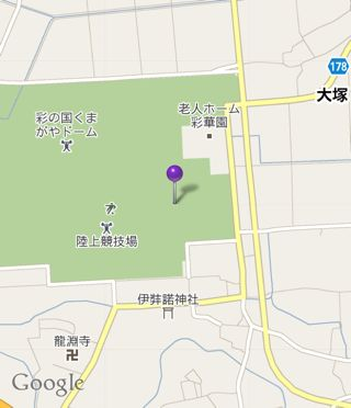 埼玉北都幾川愛犬クラブ展@熊谷の開催場所